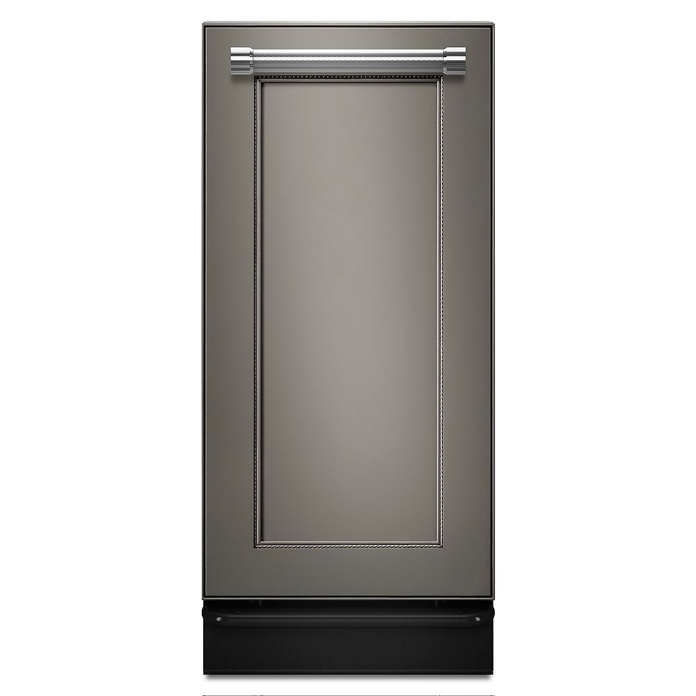 KitchenAid 1.4 Cu. Feet. Built-In Trash Compactor