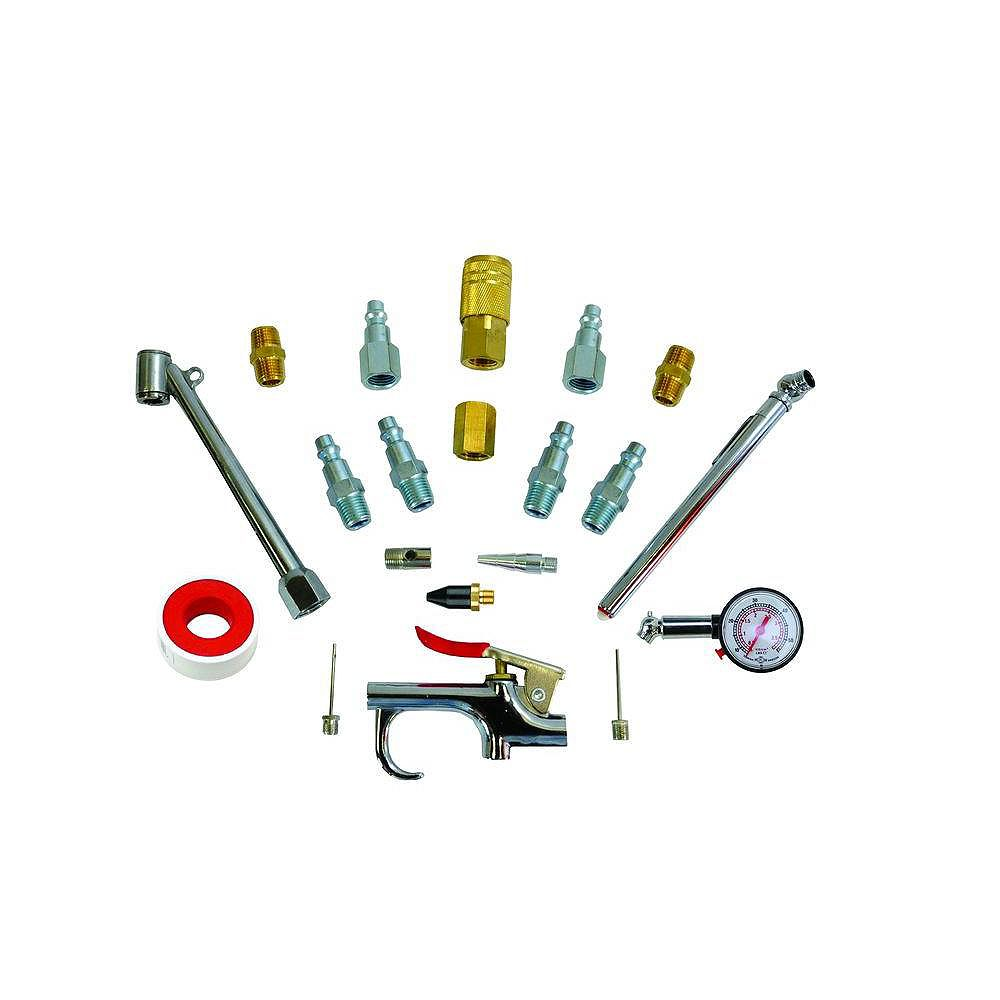 Husky 20-Piece Air Compressor Accessory Kit