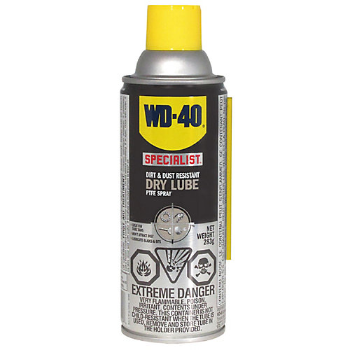 Specialist Dirt & Dust Resistant Dry Lube with PTFE, 283g