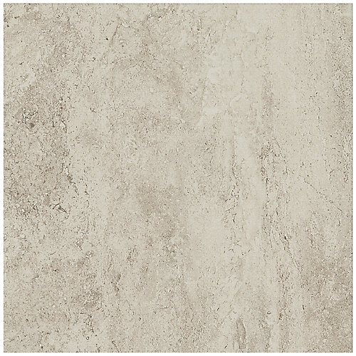 Bartello 18-inch x 18-inch Glazed Porcelain Floor and Wall Tile in Shimmer Stone