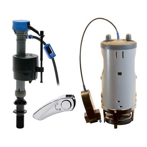 Duo Flush Toilet Conversion Kit