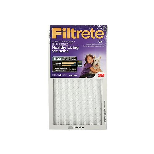 Filtrete Healthy Living Ultra (4-Pack)