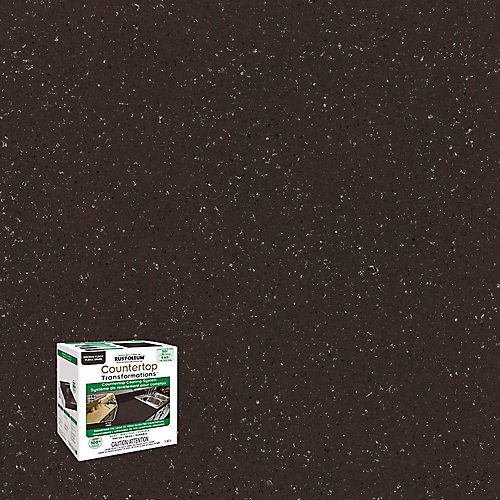 Countertop Transformations Kit in Brown Fleck, 2.365 L (covers up to 50 sq.ft.)
