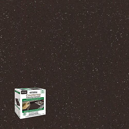 Rust-Oleum Countertop Transformations Kit in Brown Fleck, 2.365 L (covers up to 50 sq.ft.)