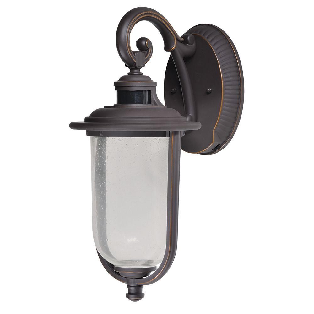 Exterior Led Wall Lantern, Motion Sensor Lantern Outdoor Light