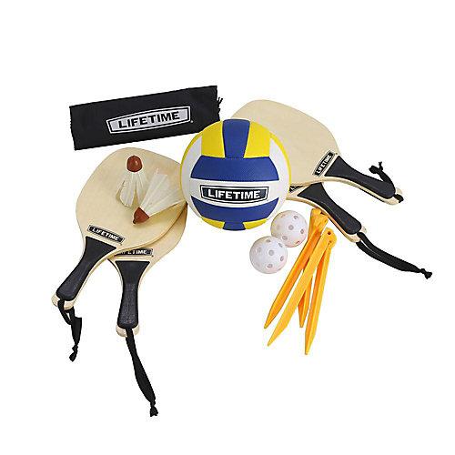 Ensemble de 3 sports dallée (volleyball)