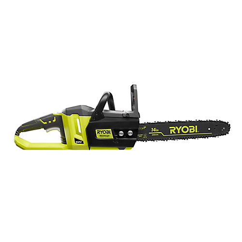 14-Inch 40-Volt Lithium-Ion  Brushless Cordless Chainsaw (Tool Only)