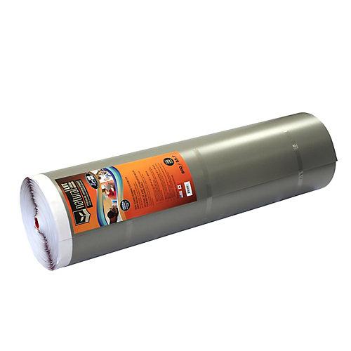 LVT with Seal Guard Premium Underlayment for Luxury Vinyl Tile, Vinyl Plank 600 SF Roll 1mm