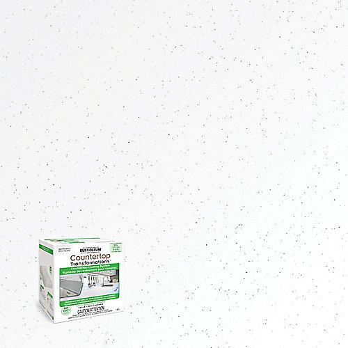 Countertop Transformations Kit In White Mica, 1.42 L (covers up to 50 sq.ft.)