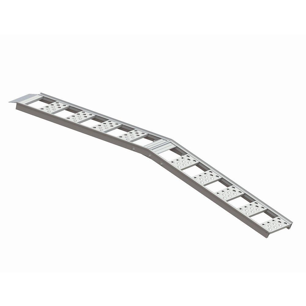Highland Inch x 12 Inch Centre-fold Aluminum Ramp