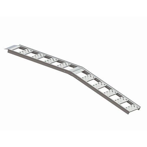 Inch x 12 Inch Centre-fold Aluminum Ramp