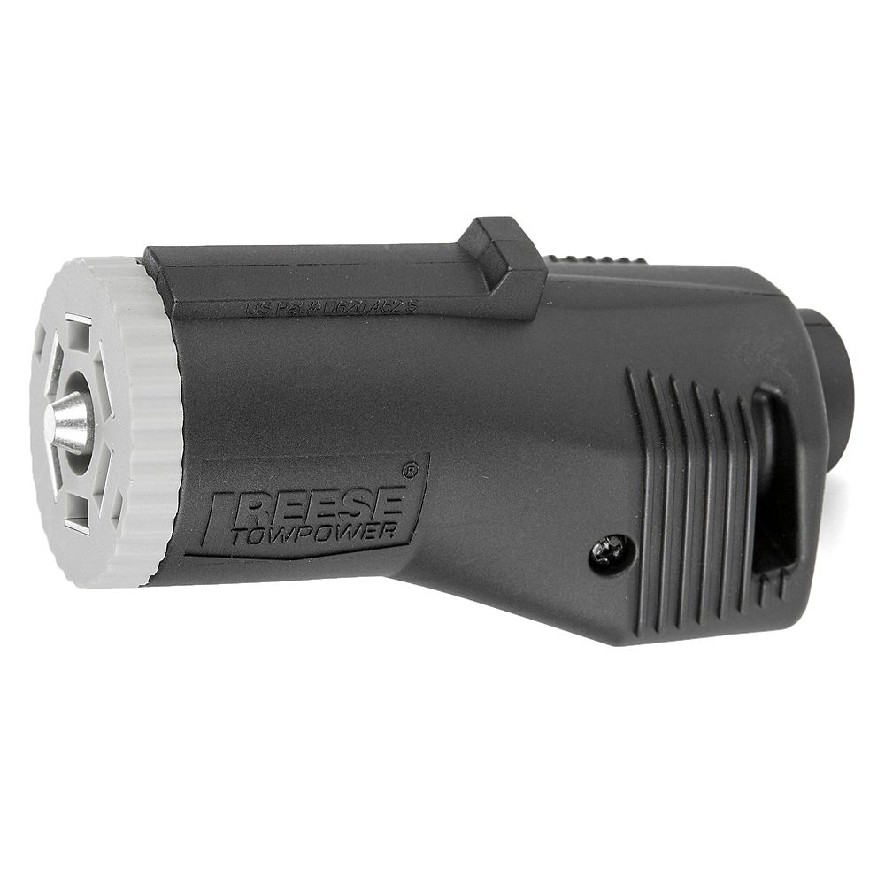 Reese Towpower 7-Way Blade Connector, Trailer End