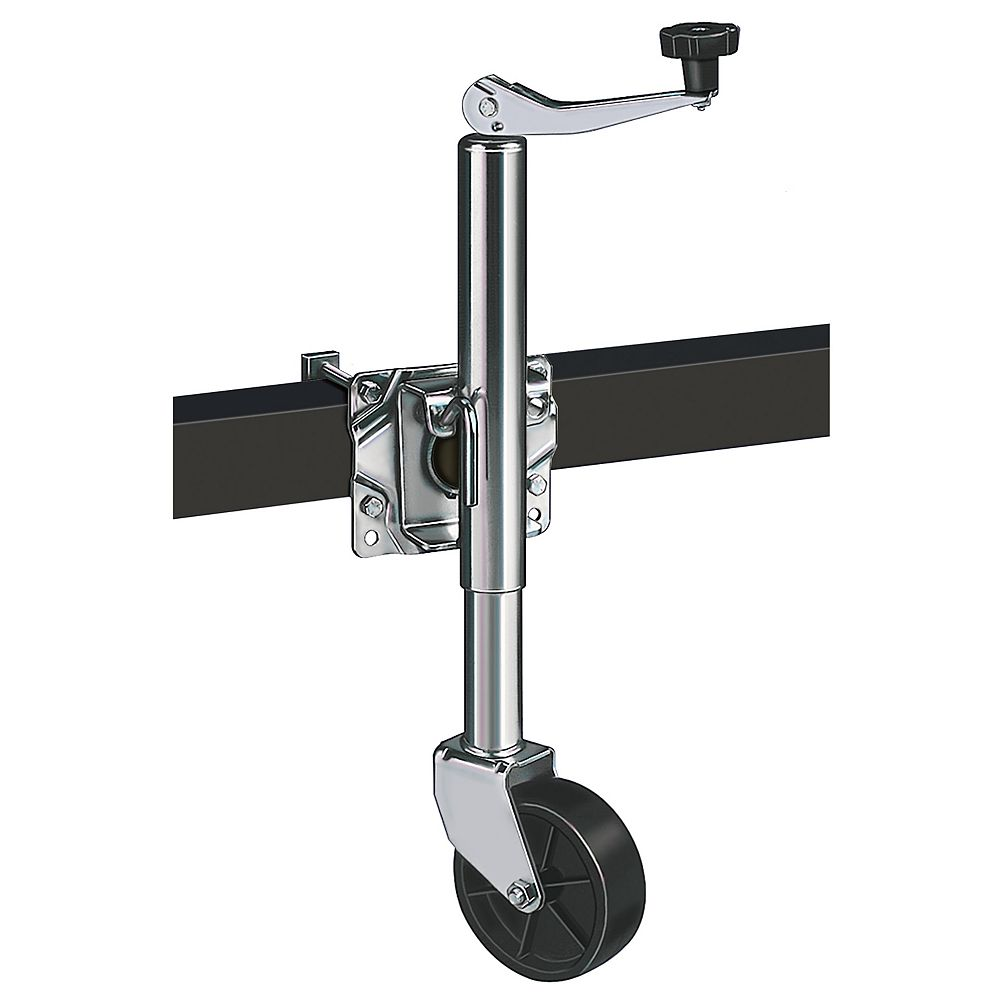 Reese Towpower 600 lb Side Mount, Topwind Jack