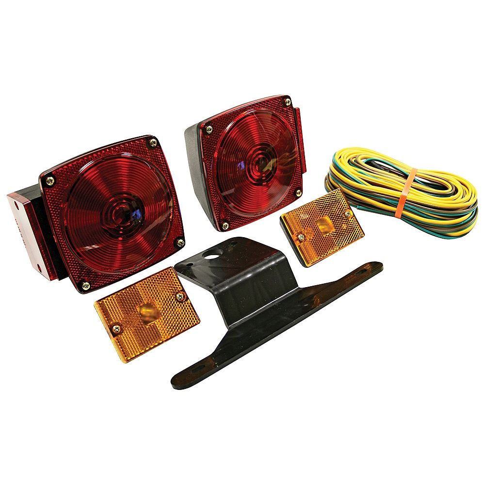 Reese Towpower Under 80 inch Wide Trailer Light Kit