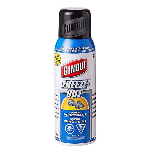 Le dissolvant Freeze-Out de Gumout<sup>®</sup>