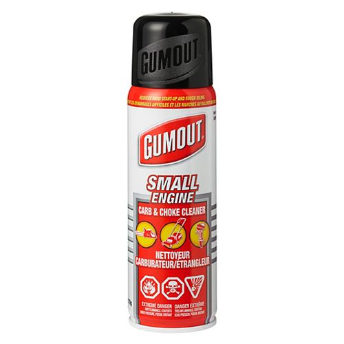 GUMOUT Small Engine Carb & Choke Cleaner