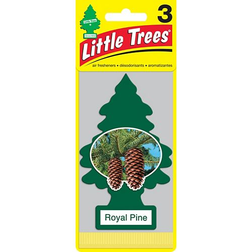 Royal Pine Air Freshener, (3-Pack)