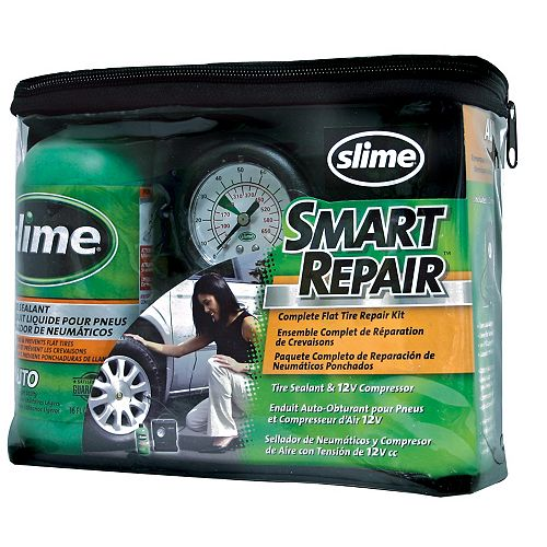 Trousse de réparation pour pneus smart repair de Slime<sup>®</sup>