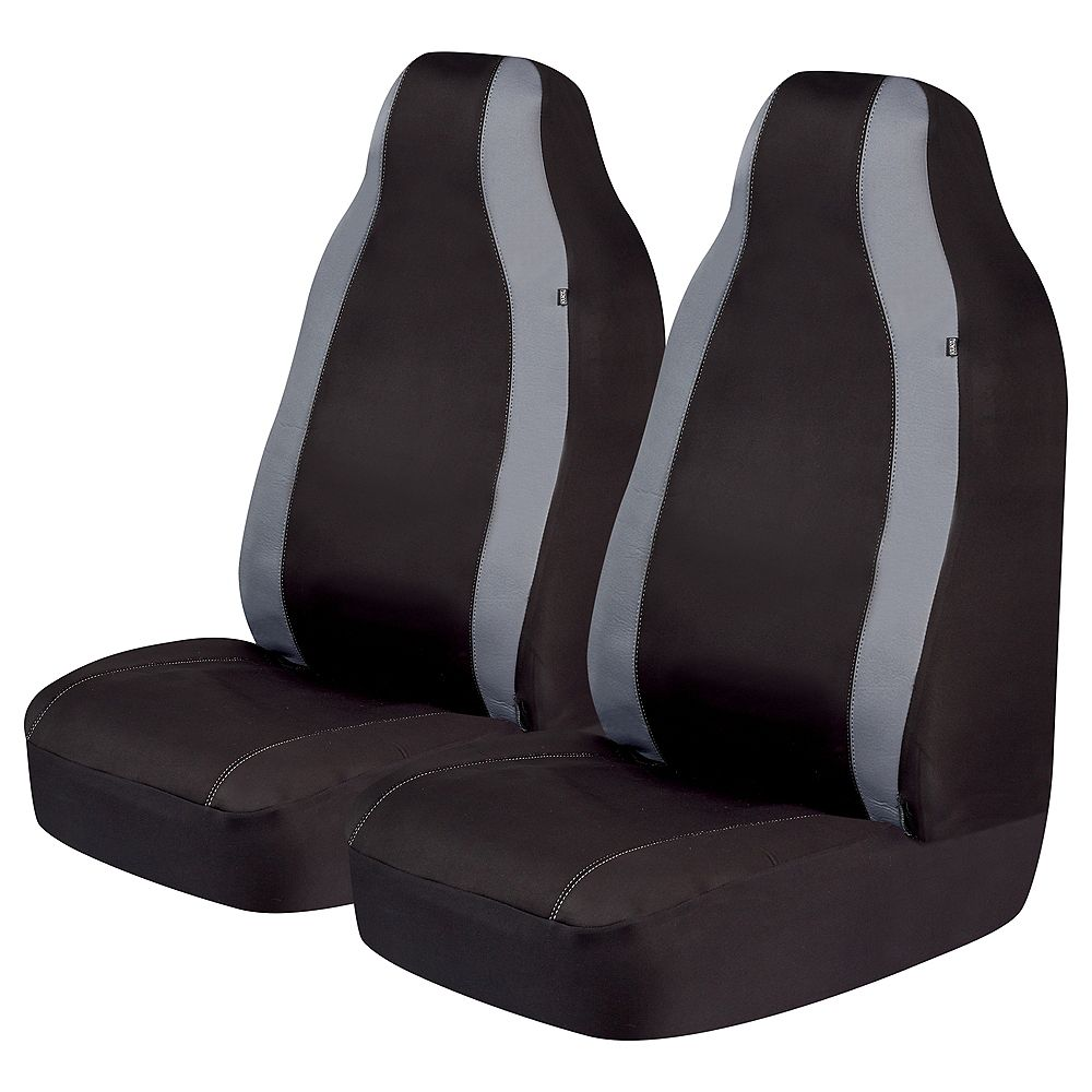 Kraco Neoprene Seat Cover (2-Piece)