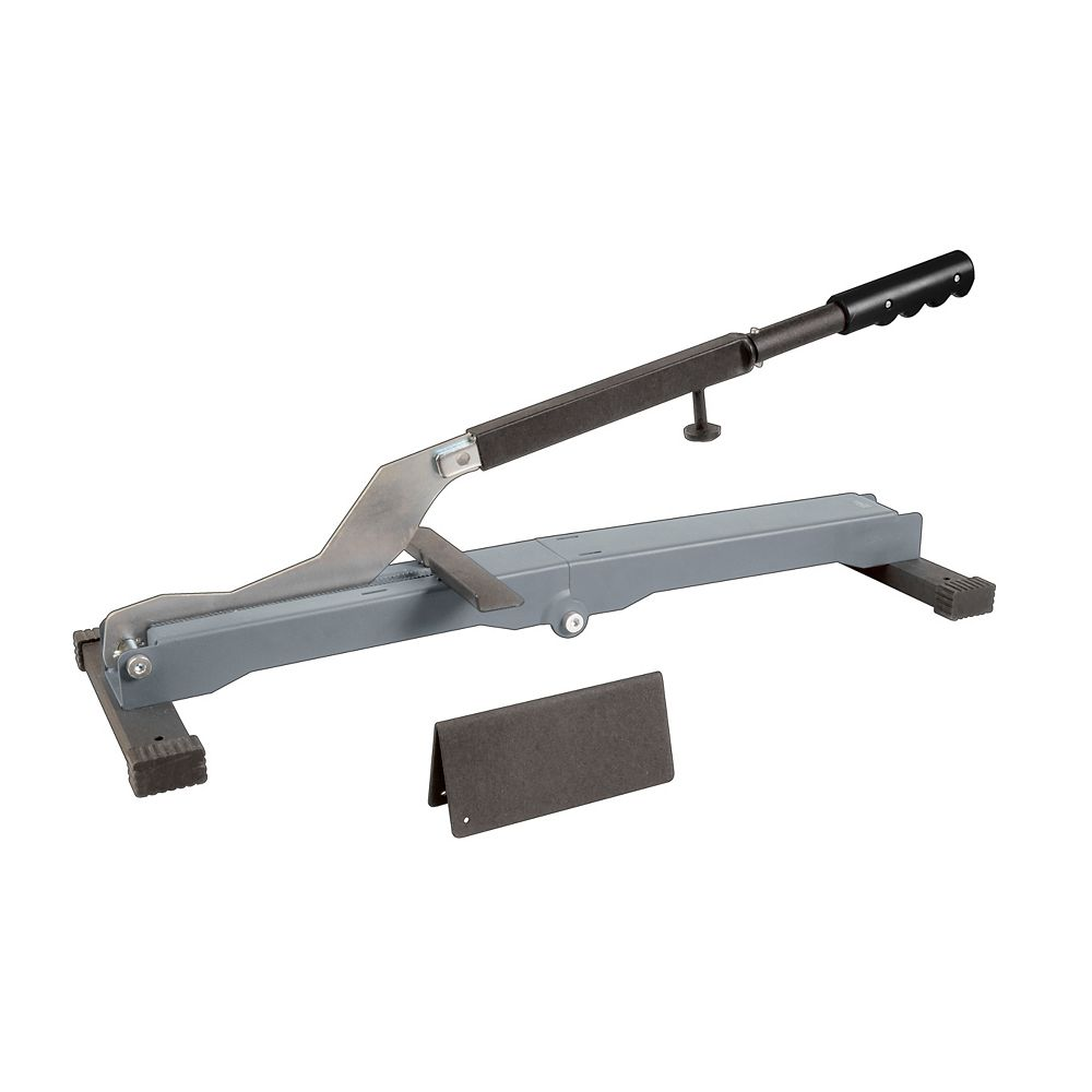 Qep 8 Inch Manual Laminate Flooring Cutter The Home Depot Canada