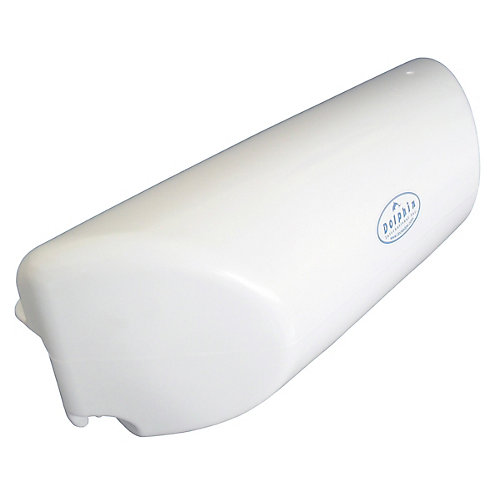 "DockSide Dock Bumper, 8.5"" x 24"", White"