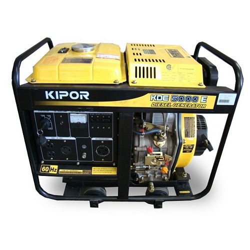Kipor 5000W Diesel Generator