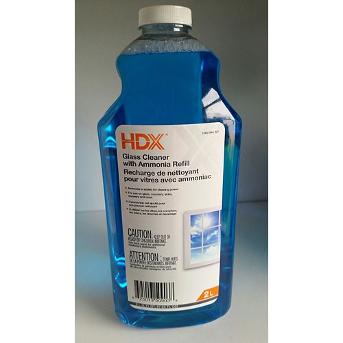 Glass Cleaner Refill 2L