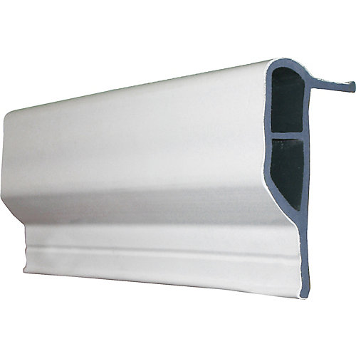 Dock Guard Profile, 90 feet/carton, White