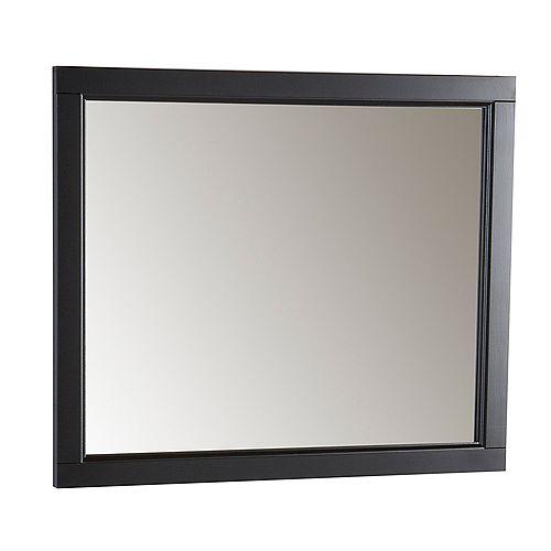 Miroir de meuble-lavabo Catalina, 26poL.x31pol.
