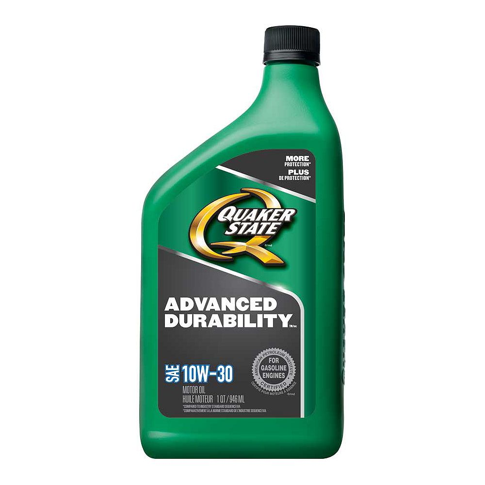Quaker State 10W30 946 Ml Bottle - Conventional