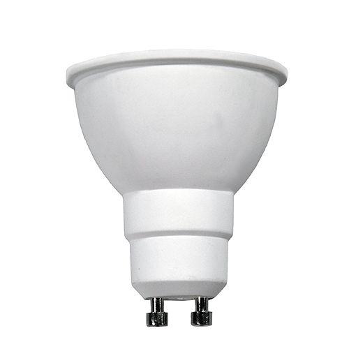 Ecosmart Ampoule DEL GU10 faisc large et temp couleur variable (2700 K à 6500 K) télécommandée, équiv. à 50 W