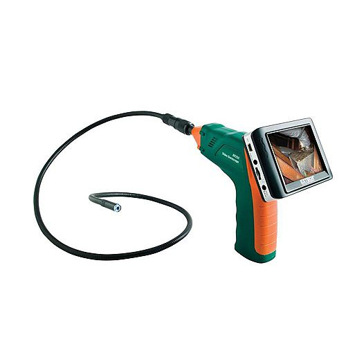 Extech Instruments 9 mm Video Borescope/Wireless Inspection Camera