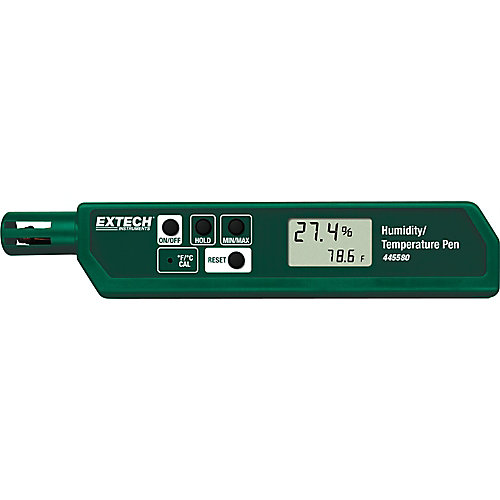 Compact Humidity/Temperature Pen