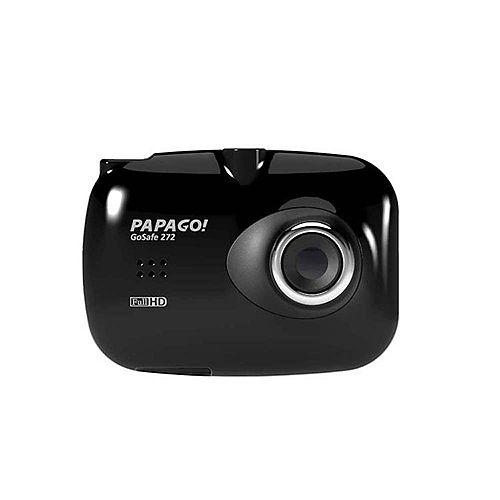 ! Gs272-Us Gosafe 272 Full Hd 1080P Ultra Slim Dashcam 2.4-inch Lcd écran large (Noir)