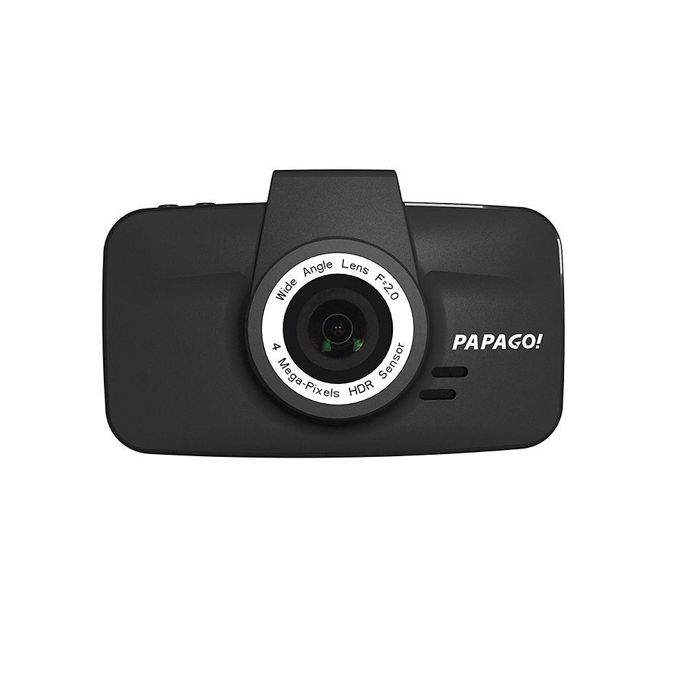 Papago Caméra de tableau de bord GoSafe Ultra WHD 2K PAPAGO GS520 avec écran LCD de 3po, vision nocturneHDR