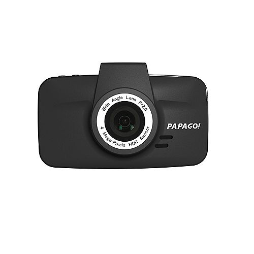 GS520-US GoSafe 520 Ultra WHD 2K Dashcam with 3 LCD Display, HDR Superior Night Vision-Black
