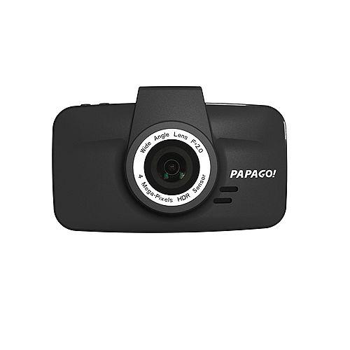 Caméra de tableau de bord GoSafe Ultra WHD 2K PAPAGO GS520 avec écran LCD de 3po, vision nocturneHDR