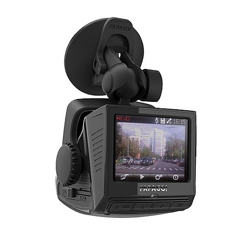 ! P2 Pro Dashcam With Gps P2Pro-Us