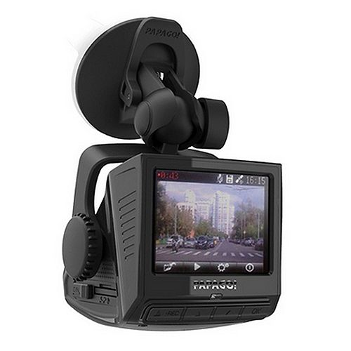 Papago! P3 Dashcam avec Gps P3-Us