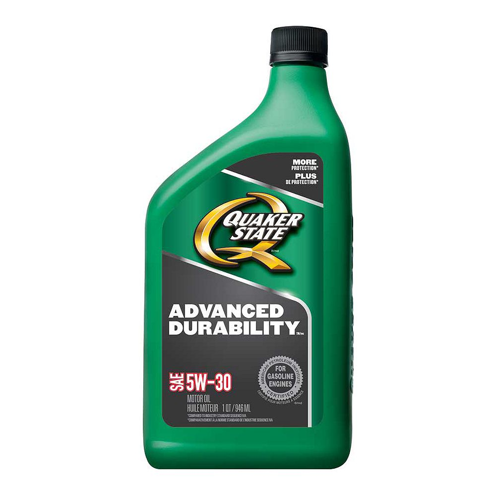 Quaker State 5W30 946 ML Bottle - Conventional