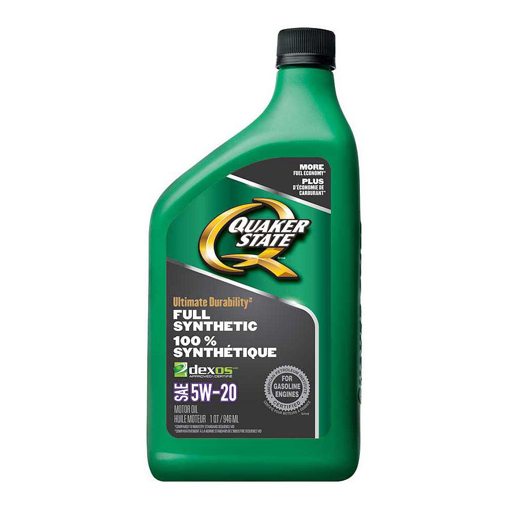 Quaker State 5W20 946 Ml Bottle - Conventional