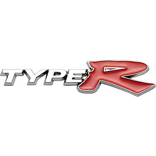 Badgez - Chrome Emblems - Type-R