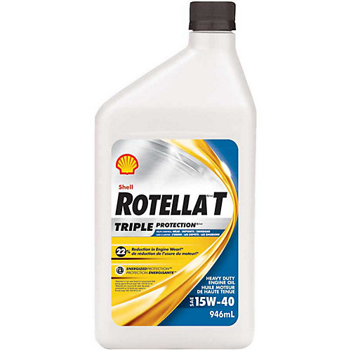 Rotella 15W40 946ml Bottle