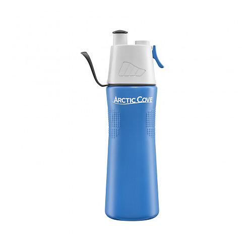 Bouteille à eau Drink N Mist de 22oz
