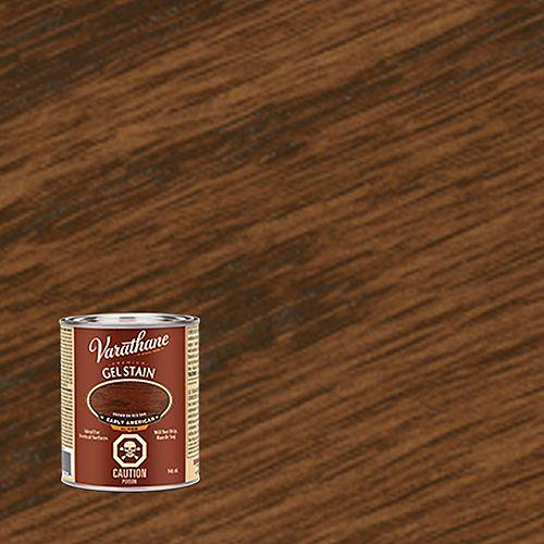 Varathane Premier Teinture En Gel En Colonial Américain - 946 Ml