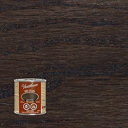 Teinture à bois en gel Premium dans la teinte Espresso, 236 mL