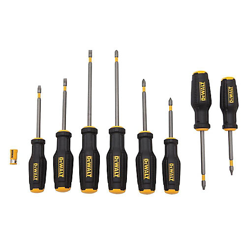 Combination MAXFIT Screwdriver Set (8-Piece)