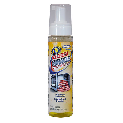 Microwave Miracle Foaming Cleaner, 236 ml
