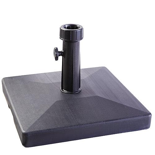 Base de parasol carrée