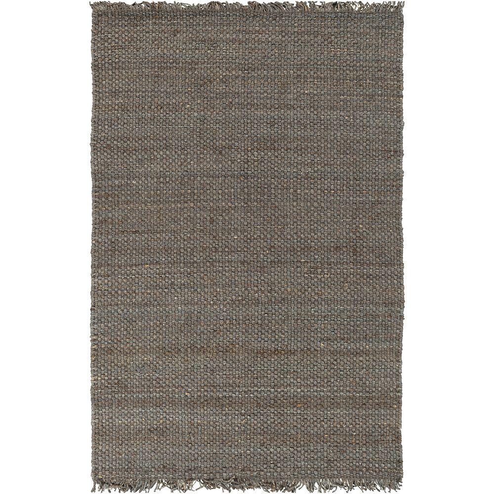Artistic Weavers Tropica Harper Grey 5 ft. x 7 ft. 6-inch Indoor Transitional Rectangular Area Rug